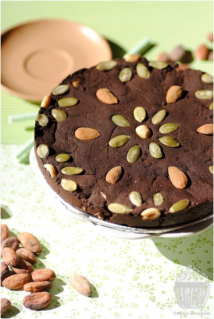 kakaowe ciasto bez pieczenia