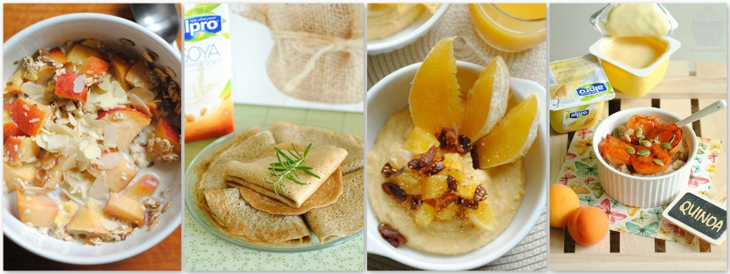 śniadania bez laktozy